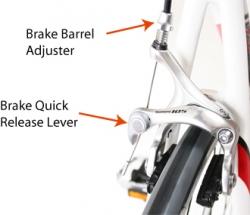 Brake barrel adjuster
