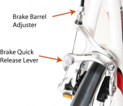 Brake barrel adjuster