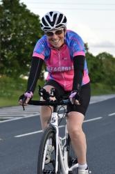 Elaine Kelly finished V910A 08.06.2017