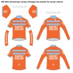 SW 40th Anniversary Jersey (Orange)