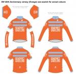 SW 40th Anniversary Jersey (Orange)