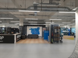 Decathlon Leeds 3 customer area