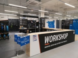 Decathlon Leeds 4 workshop
