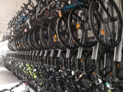 Decathlon Leeds 8 bikes
