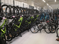 Decathlon Leeds 9 bikes
