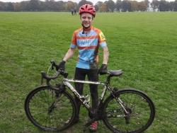 SW CX race Sam Ritchie