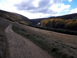 SW Mtn Bike Ride Ladybower and Derwent Water Reservoirs 28-10-2018 (10)
