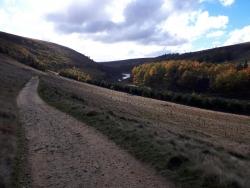 SW Mtn Bike Ride Ladybower and Derwent Water Reservoirs 28-10-2018 (10)