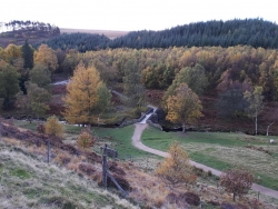 SW Mtn Bike Ride Ladybower and Derwent Water Reservoirs 28-10-2018 (11)