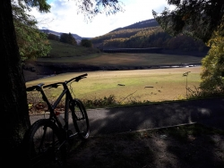 SW Mtn Bike Ride Ladybower and Derwent Water Reservoirs 28-10-2018 (13)