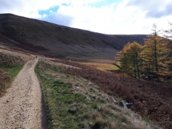 SW Mtn Bike Ride Ladybower and Derwent Water Reservoirs 28-10-2018 (4)