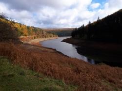 SW Mtn Bike Ride Ladybower and Derwent Water Reservoirs 28-10-2018 (5)