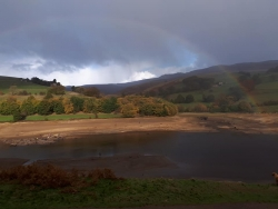 SW Mtn Bike Ride Ladybower and Derwent Water Reservoirs 28-10-2018 (6)