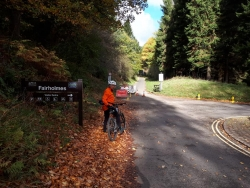 SW Mtn Bike Ride Ladybower and Derwent Water Reservoirs 28-10-2018 (8)