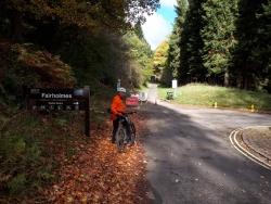 SW Mtn Bike Ride Ladybower and Derwent Water Reservoirs 28-10-2018 (8)