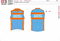 Seacroft Wheelers gilet 27-03-18