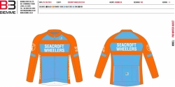 Seacroft Wheelers Pro Winter Jacket 28-09-18
