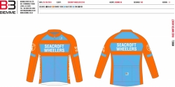 Seacroft Wheelers Race Winter Jacket 28-09-18